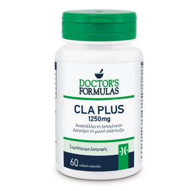 Doctor's Formulas CLAPLUS 1250 MG 60 softgels